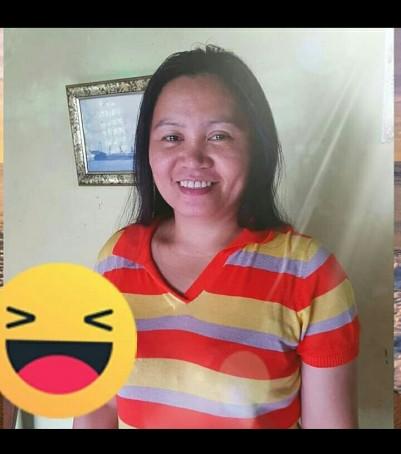 Marie Aranzado, 42, Philippines