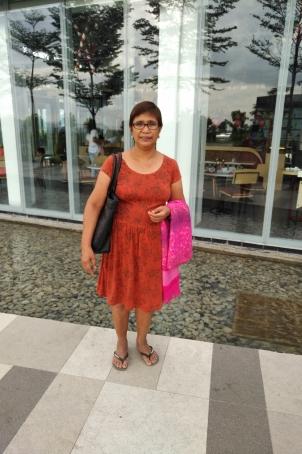 Marites, 52, Philippines