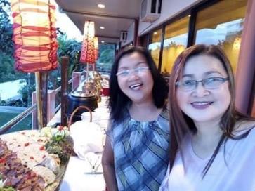 Lorena Flora, 59, Philippines