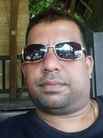 Dinith Suranga, 30, United Arab Emirates