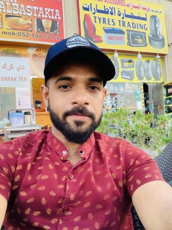 Tharuka Hiran, 25, United Arab Emirates