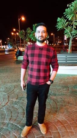 Mohsin, 34, United Arab Emirates