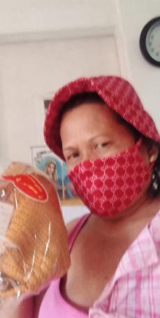 Carmen R Ventura, 59, Philippines