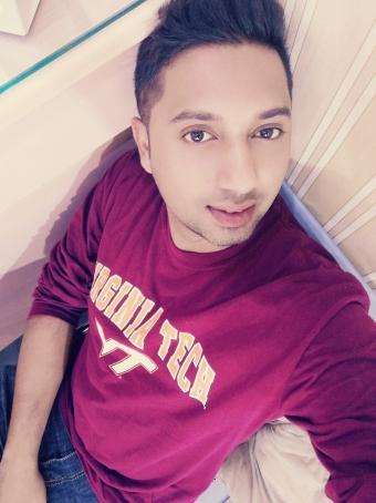 Byju Joze, 29, United Arab Emirates