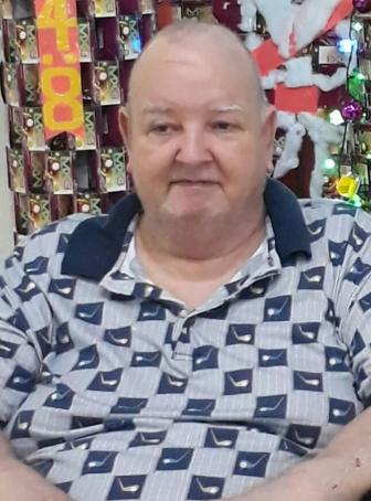 Alan Buxton, 71, Philippines