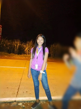 Michelle Macahipay, 20, Philippines