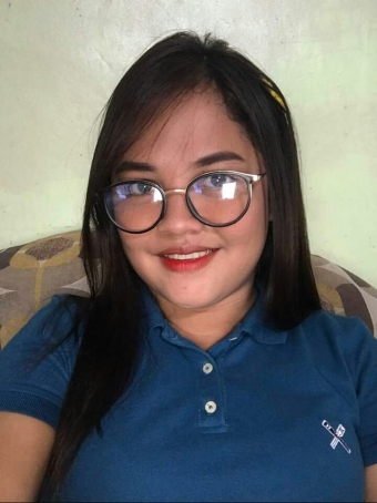 Louraine Camangyan, 21, Philippines