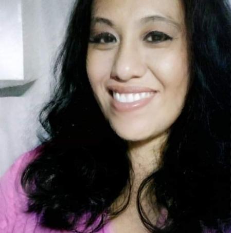 Riza Saavedra, 46, Philippines