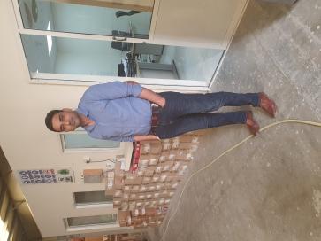 Kamal, 37, United Arab Emirates