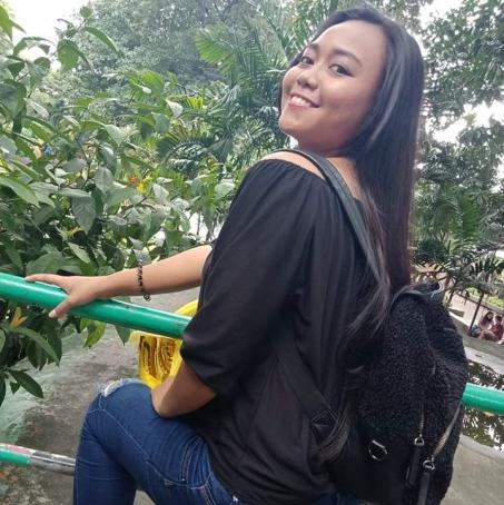 Ange, 19, Philippines
