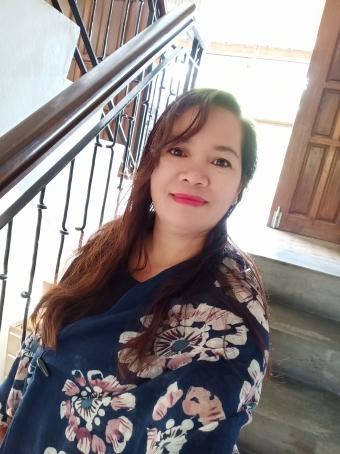 Blesilda Borris, 18, Philippines