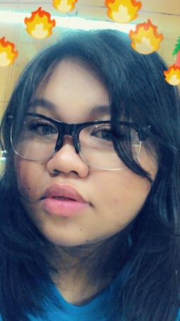 Ana Marie Ugsang, 18, Philippines
