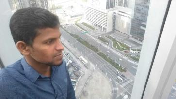 Halith Moosa, 30, United Arab Emirates