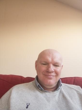 Mark Watson, 50, United Kingdom