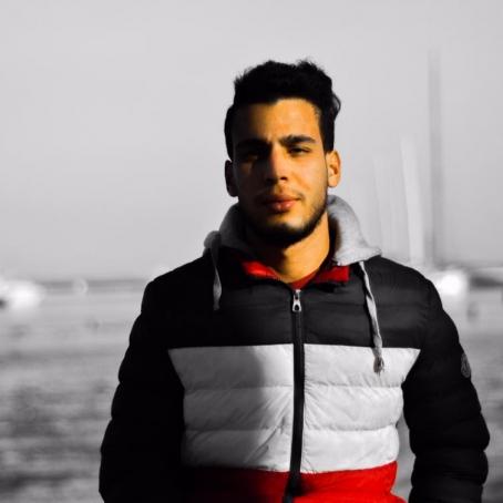 Amine, 23, Tunisia
